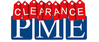 PME Clearance Sale