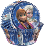 Disney Frozen Cupcake Cases