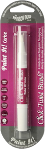 Rainbow Dust Cerise Click-Twist Brush Paint It!