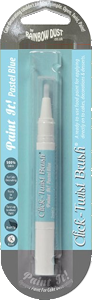 Rainbow Dust Pastel Blue Click-Twist Brush Paint It!