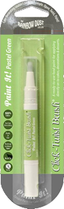 Rainbow Dust Pastel Green Click-Twist Brush Paint It!