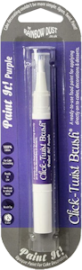 Rainbow Dust Purple Click-Twist Brush Paint It!