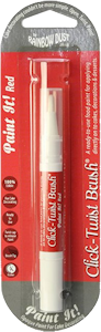 Rainbow Dust Red Click-Twist Brush Paint It!