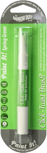 Rainbow Dust Spring Green Click-Twist Brush Paint It!