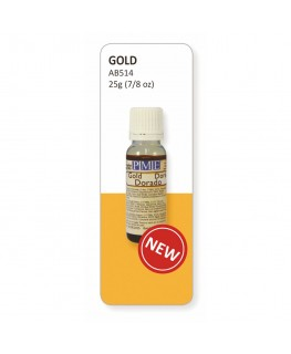PME Gold Lustre Airbrush Colour