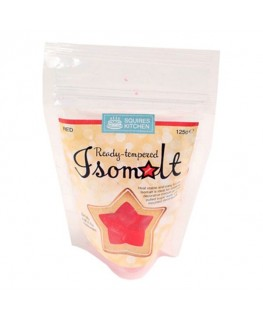 Squires Kitchen Tempered Isomalt Red 125g