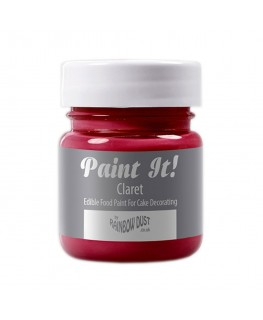 Rainbow Dust Paint It! - Claret - 25ml