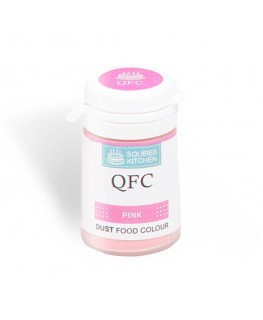 Squires Kitchen Quality Food Colour (QFC) Dust Pink 4g