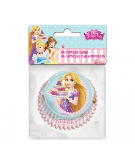 Stor Disney Princess Baking Cases 60pk