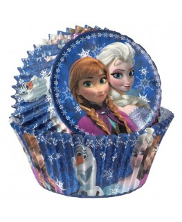 Wilton Disney Frozen Cupcake Cases 50pk