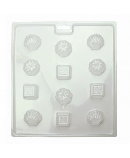 PME Classic Chocolates Candy Mould
