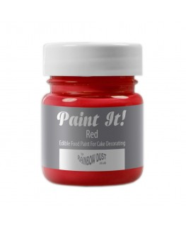 Rainbow Dust Paint It! - Red - 25ml