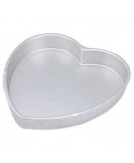 "Wilton Decorator Preferred Heart Cake Pan 12"" x 2"""