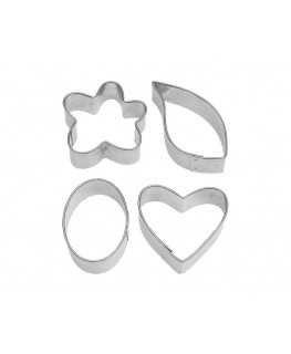 Wilton Fancy Shape Cut-Outs 4pc