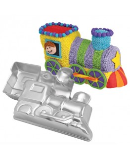 Wilton 3D Choo-Choo Train Cake Pan