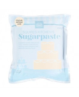 Squires Kitchen Sugarpaste Antique Lace 250g