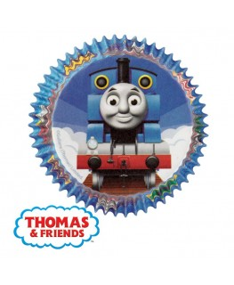 Wilton Thomas & Friends Cupcake Cases 50pk