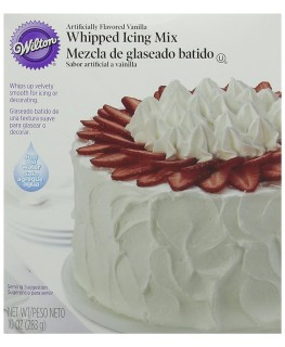 Wilton Whipped Icing Mix 283g