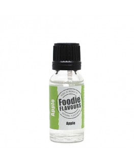 Foodie Flavours Apple Natural Flavouring 15ml