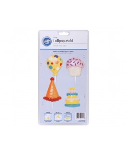 Wilton Birthday/Party Large Lollipop Mold