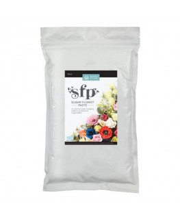 Squires Kitchen Sugar Florist Paste (SFP) Black Value Pack 1kg