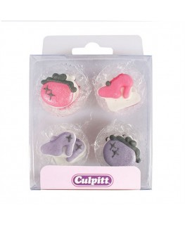 Culpitt Bags and Shoes Sugar Pipings 12pk