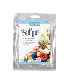 Squires Kitchen Sugar Florist Paste (SFP) Pale Blue 200g