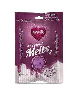 Rainbow Dust Colour Melts Purple 250g