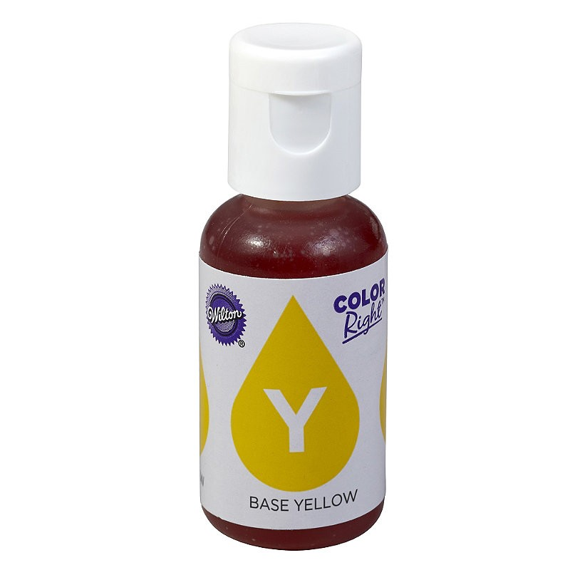 Wilton Color Right Yellow 19ml - £3.57