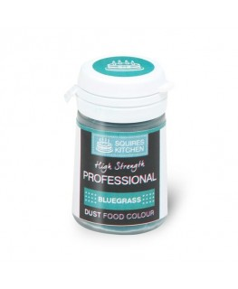 Squires Kitchen Professional Food Colour Dust Bluegrass 4g