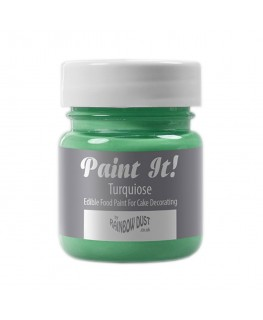 Rainbow Dust Paint It! - Turquoise - 25ml