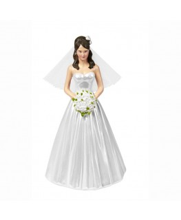 Wilton Wedding Cake Topper Figure Bride