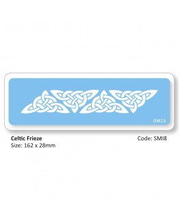 JEM Celtic Frieze Stencil