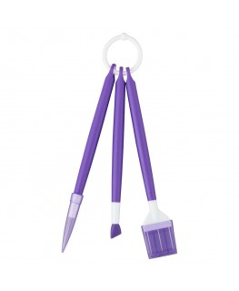 Wilton Cookie Decorating Tool Set 3pc
