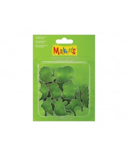 Makins Halloween (A) Cutters 9pc