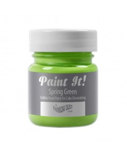 Rainbow Dust Paint It! - Spring Green - 25ml