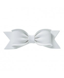 Culpitt Gumpaste Bow White 150 x 50mm
