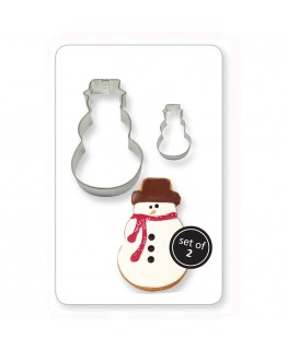 PME Cookie & Cake Christmas Tree Cutter 2pc