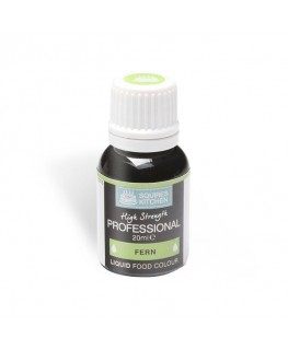 Squires Kitchen Professional Food Colour Liquid Fern 20ml