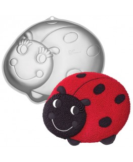 Wilton Lady Bug Cake Pan