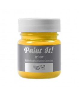 Rainbow Dust Paint It! - Yellow - 25ml