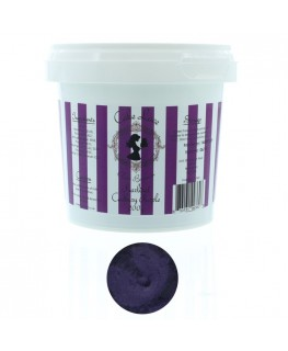 Claire Bowman Pearlised Cadbury Purple Pre-Mixed Cake Lace 200g