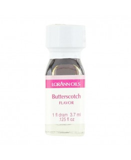 LorAnn Super Strength Butterscotch Flavor - 1 Dram (3.7ml)