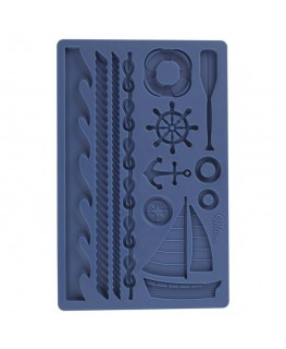 Wilton Nautical Fondant/Gum Paste Mould