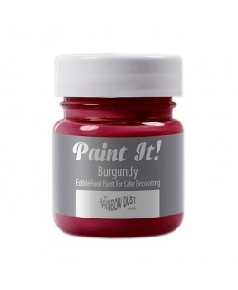 Rainbow Dust Paint It! - Burgundy - 25ml