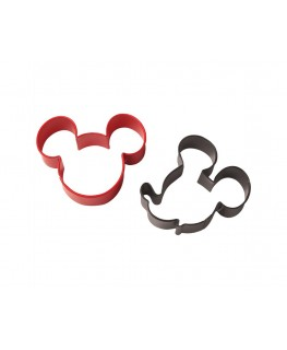 Wilton Mickey Mouse Clubhouse Cookie Cutter Set 2pc