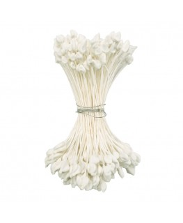 Culpitt White Medium Pointed Dull Stamen