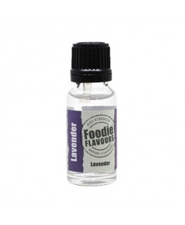 Foodie Flavours Lavender Natural Flavouring 15ml