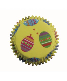 PME Colourful Eggs Cupcake Cases 60pk