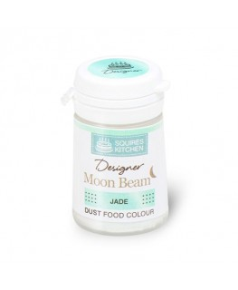 Squires Kitchen Designer Moon Beam Lustre Dust Jade 6g